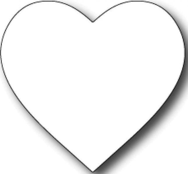 Coloriage Coeur Brillant.Coloriage Avec Coeur