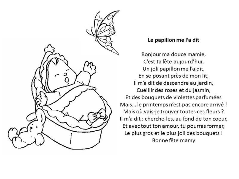 Le Papillon Me La Dit