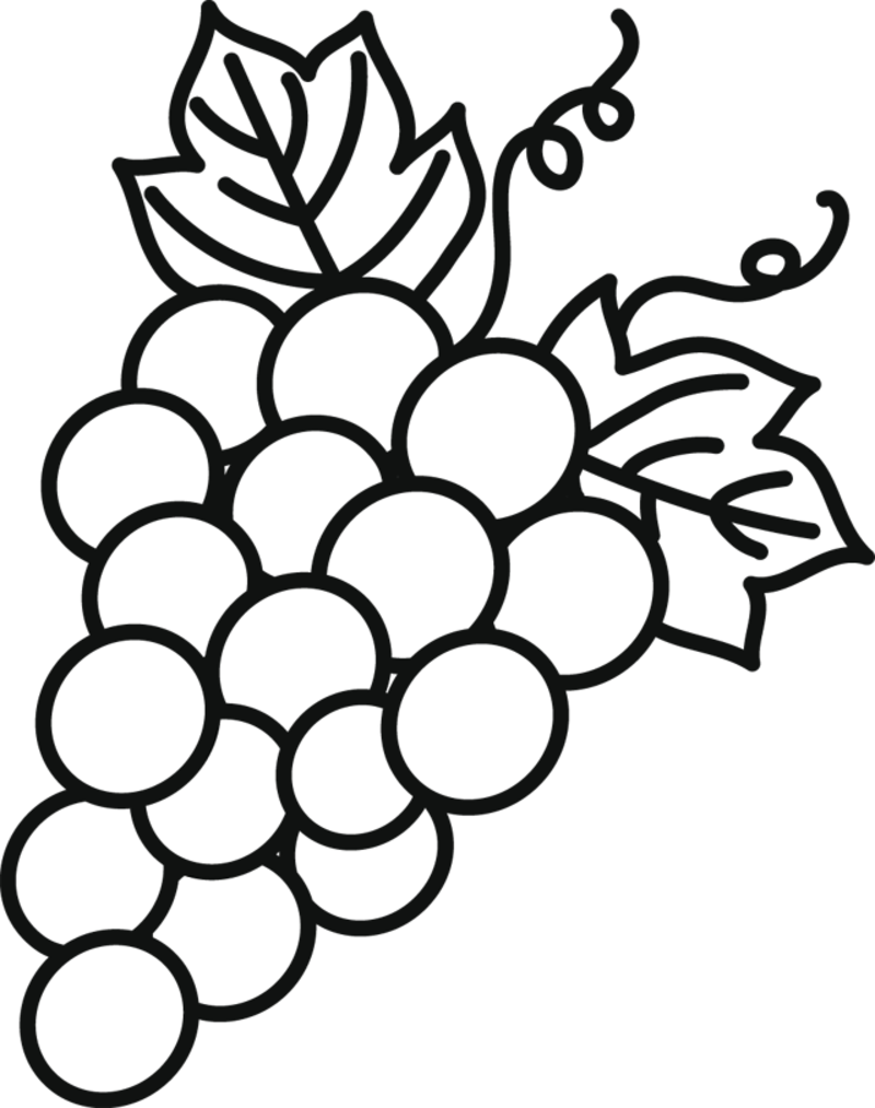 Coloriage aliments - Fruits a colorier et a imprimer ...