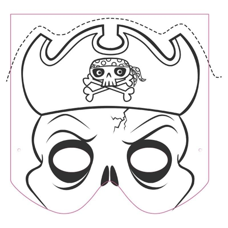 Les masques page 2 - Dessin de masque a imprimer ...