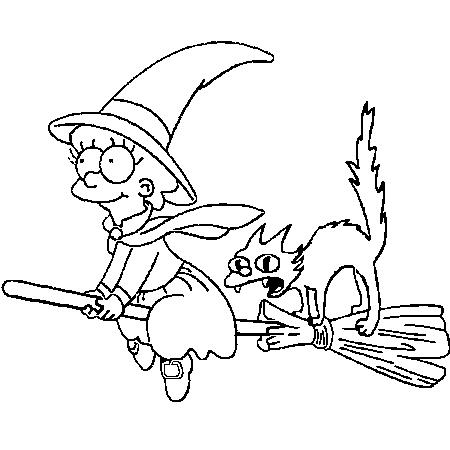 Halloween - Imprimer coloriage halloween ...