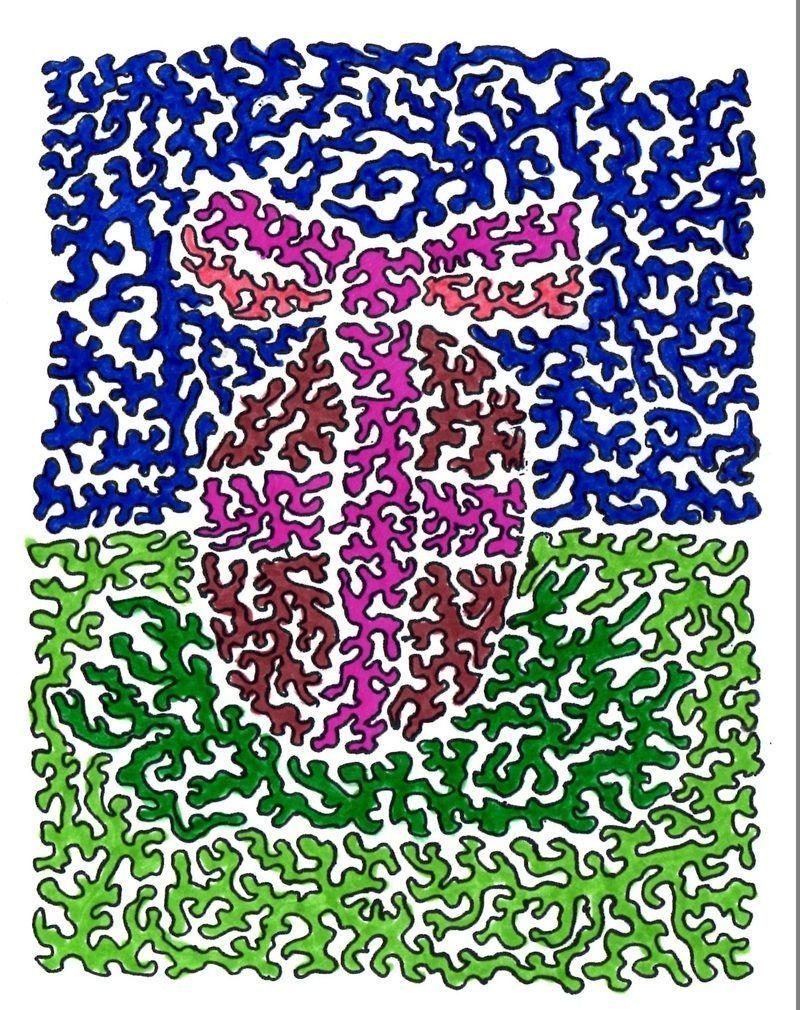 Coloriage Magique Oeuf De Paques.Oeuf De Paque Coloriage Magique
