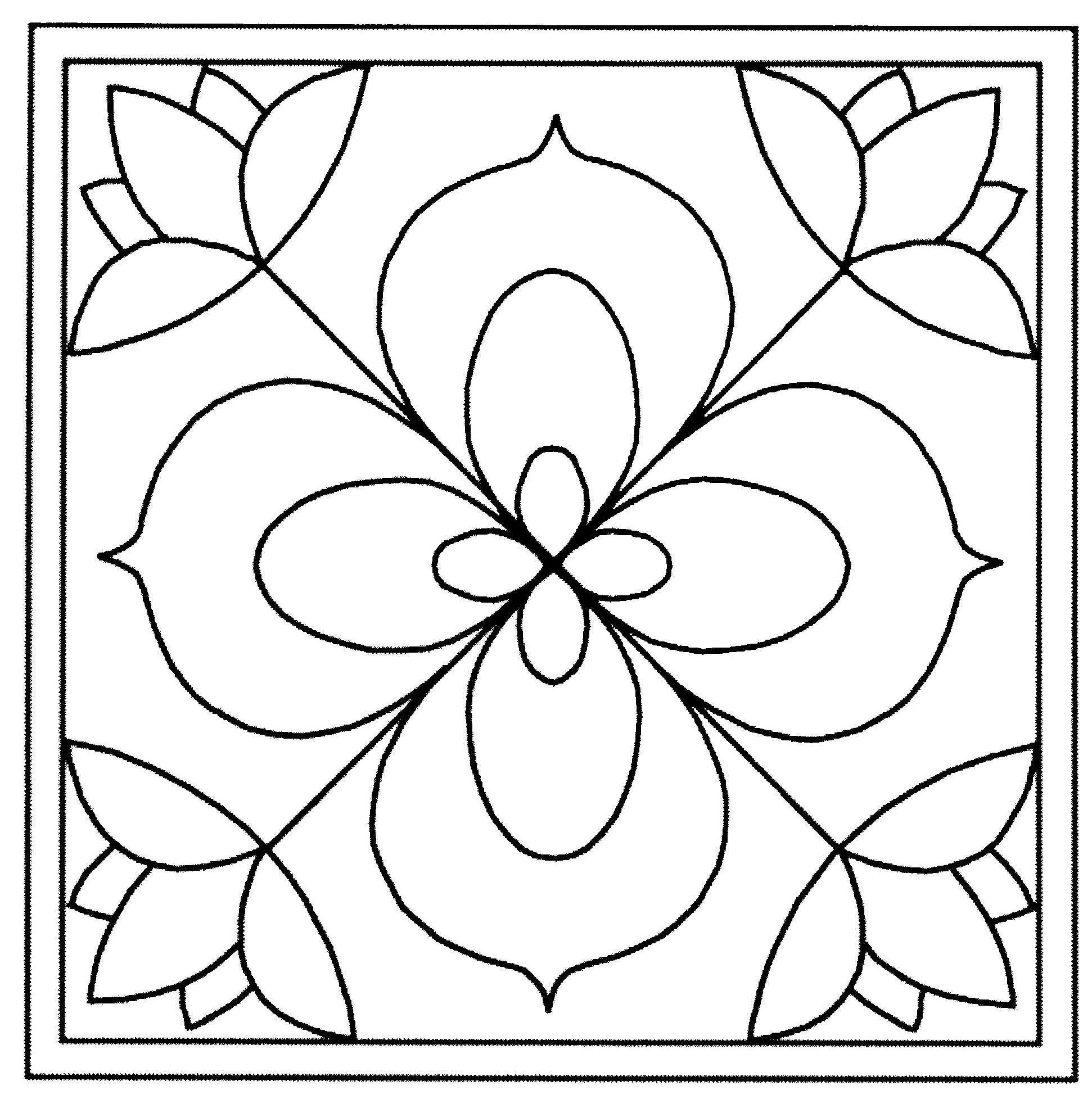 Coloriage fleur et plante - Coloriage fleur bleuet ...