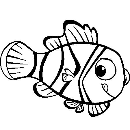 Coloriage poisson - Coloriage de poisson a imprimer ...