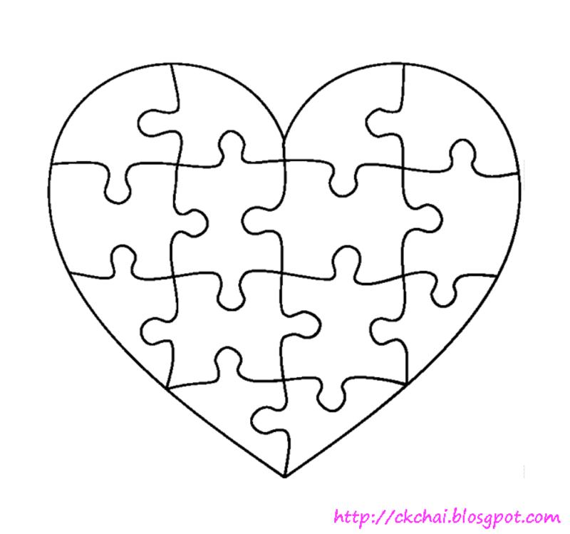 Connu Puzzle A Colorier A Imprimer – Maisonreve.club QT39