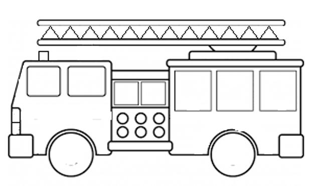Coloriage Vehicul